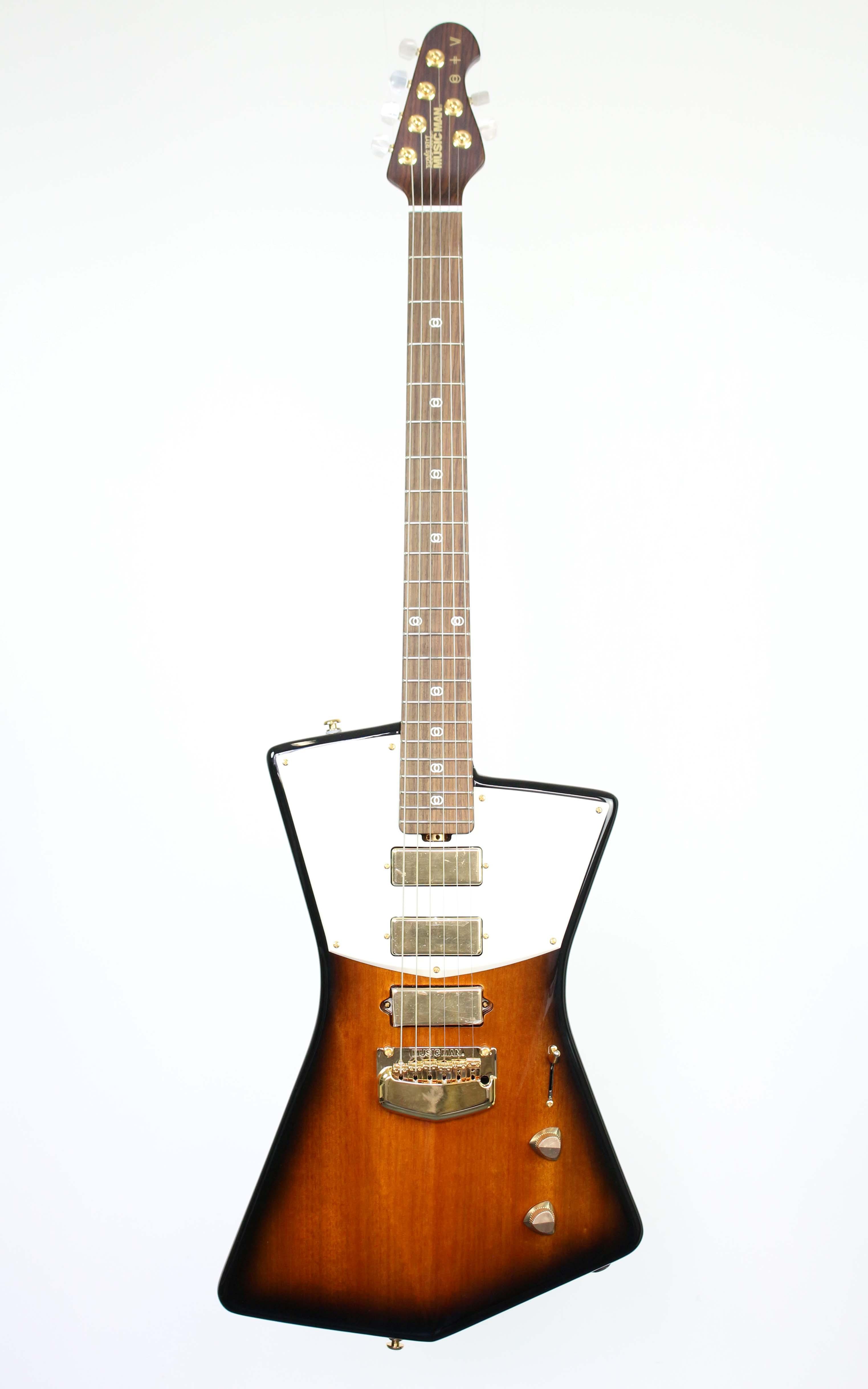 Music Man - St. Vincent HHH Tobacco Burst Limited Edition - Gitarren - E-Gitarren | MUSIK BERTRAM Deutschland Freiburg