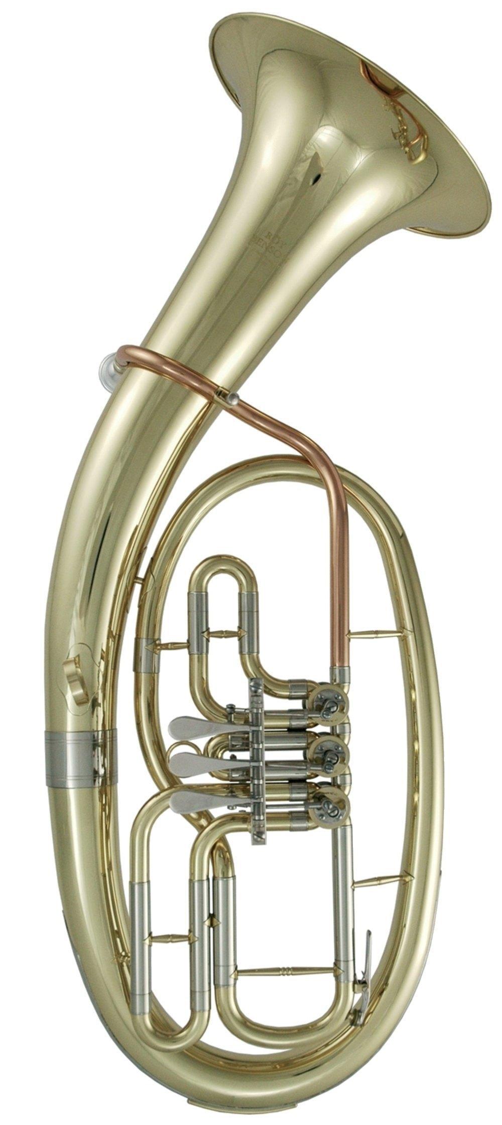 Roy Benson - TH - 202 - Blechblasinstrumente - B-Tenorhörner   MUSIK BERTRAM Deutschland Freiburg