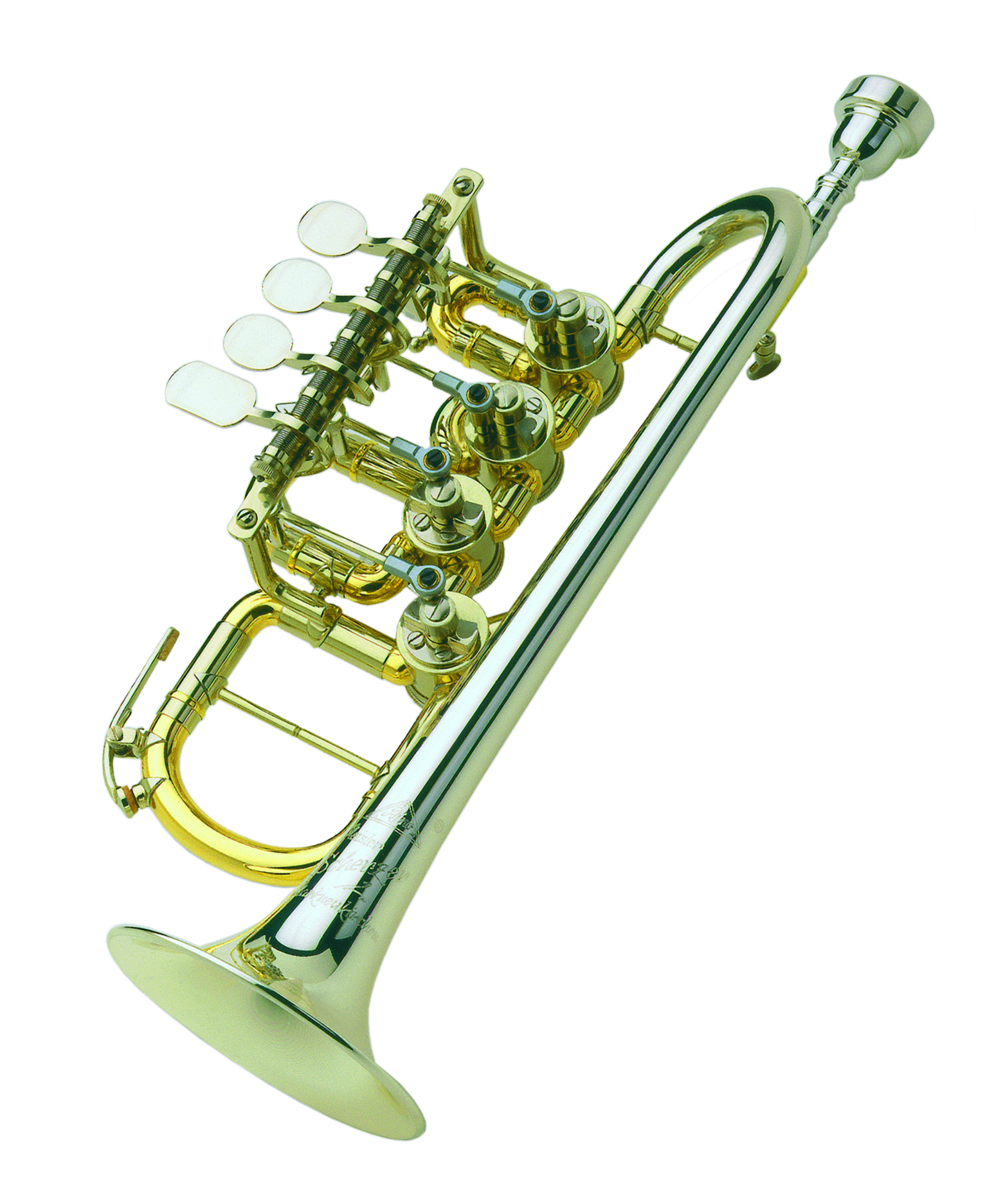 Scherzer - JS - 8111ST - 1 - 0D - Blechblasinstrumente - Trompeten mit Drehventilen | MUSIK BERTRAM Deutschland Freiburg
