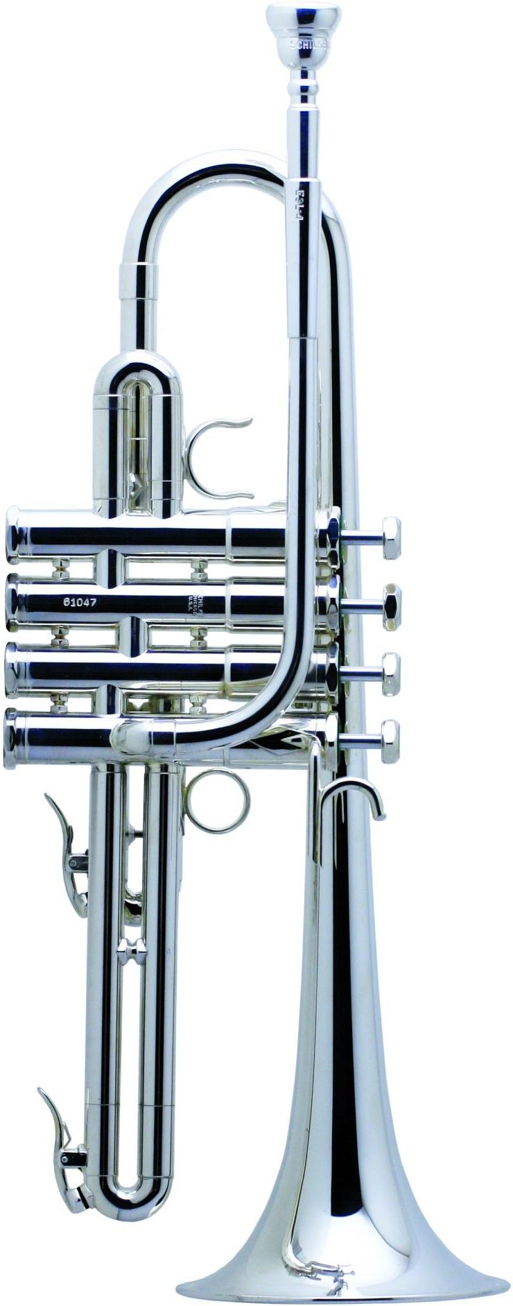 Schilke - E3L-4 - Blechblasinstrumente - Trompeten mit Perinet-Ventilen | MUSIK BERTRAM Deutschland Freiburg