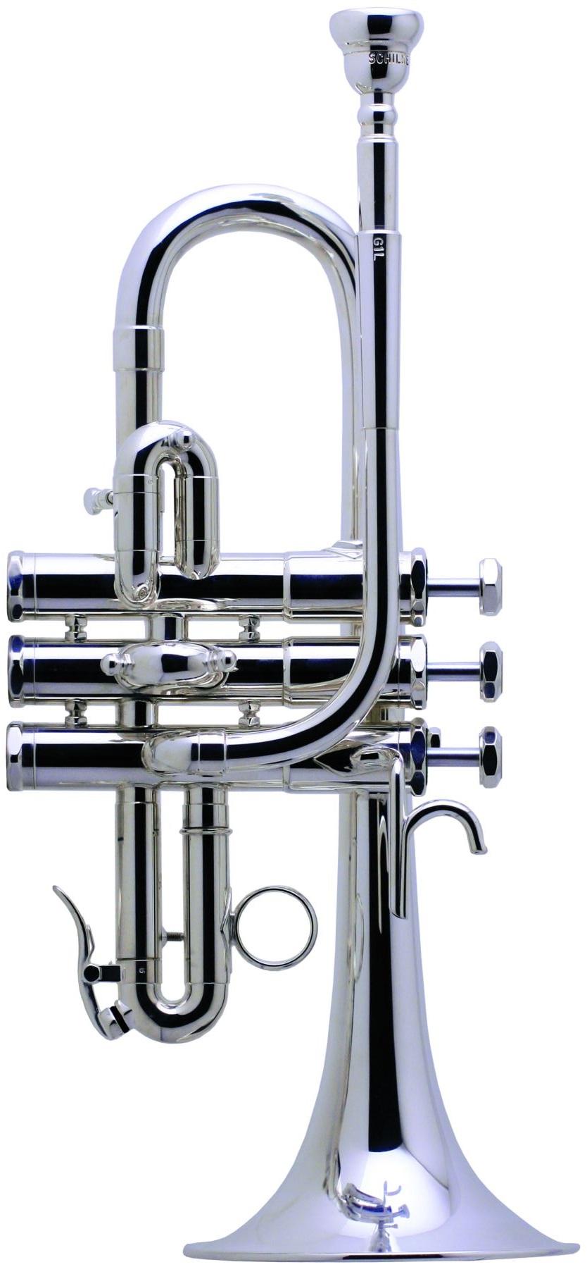 Schilke - G1L - Blechblasinstrumente - Trompeten mit Perinet-Ventilen   MUSIK BERTRAM Deutschland Freiburg