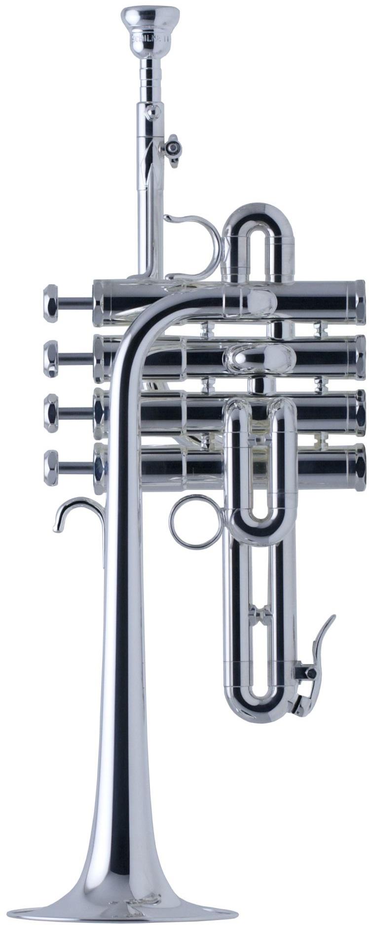 Schilke - P5 - 4BG Butler/Geyer - Blechblasinstrumente - Trompeten mit Perinet-Ventilen | MUSIK BERTRAM Deutschland Freiburg