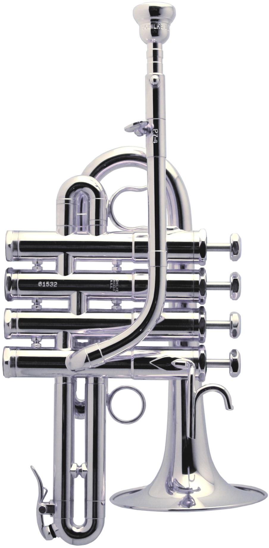 Schilke - P7 - 4 - Blechblasinstrumente - Trompeten mit Perinet-Ventilen | MUSIK BERTRAM Deutschland Freiburg