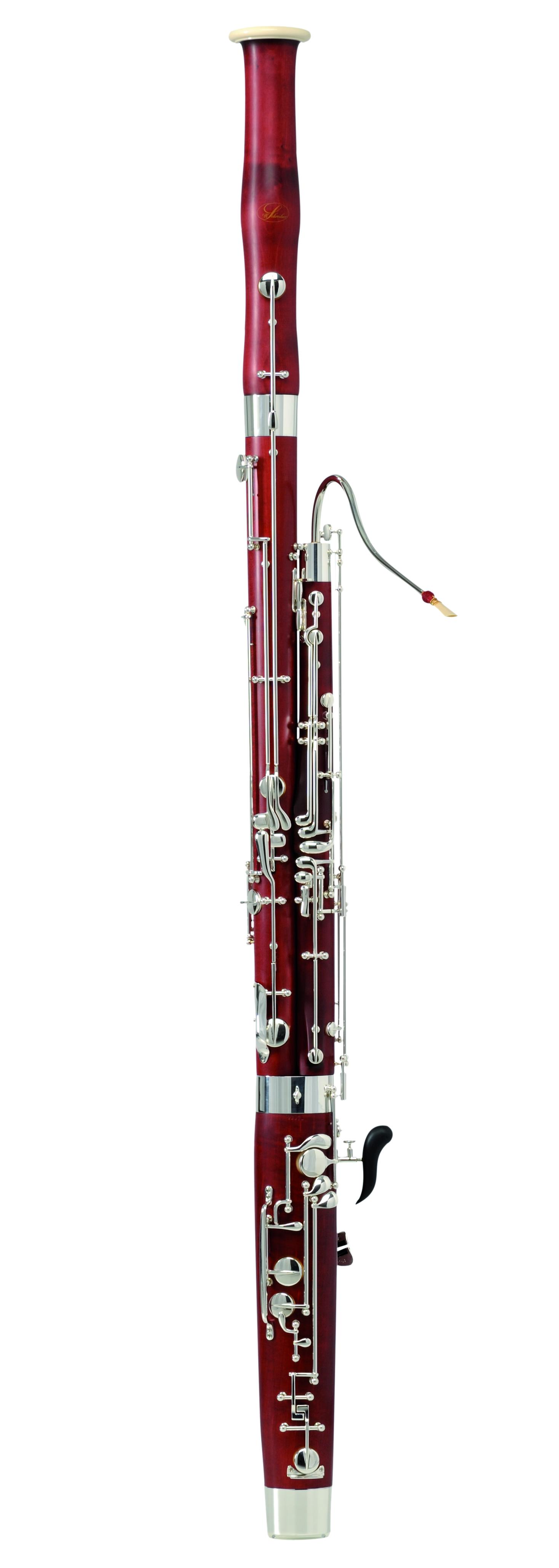 Schreiber - WS5016 - BH - 2 - 0 - S16 - Holzblasinstrumente - Fagotte | MUSIK BERTRAM Deutschland Freiburg