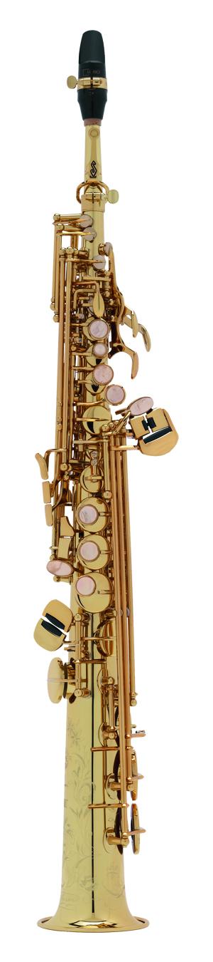 Selmer - SE-S-3-L-SET - gerade - Holzblasinstrumente - Saxophone | MUSIK BERTRAM Deutschland Freiburg