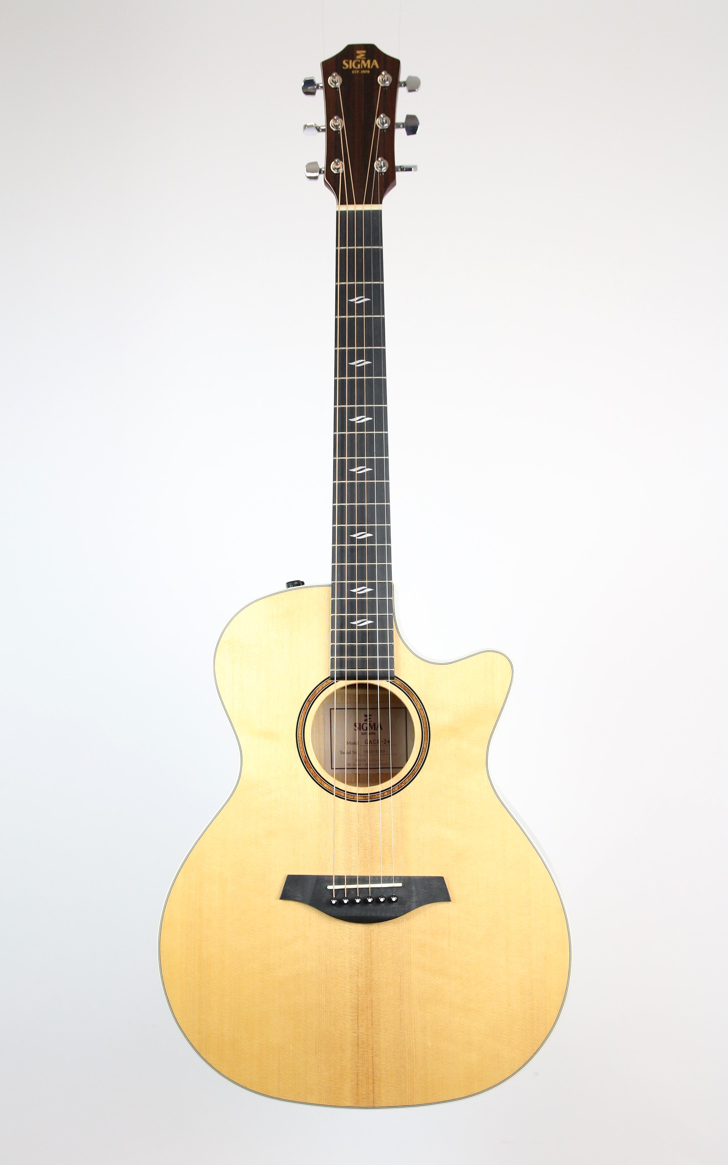 Sigma - GACE2+ - Gitarren - Westerngitarren | MUSIK BERTRAM Deutschland Freiburg