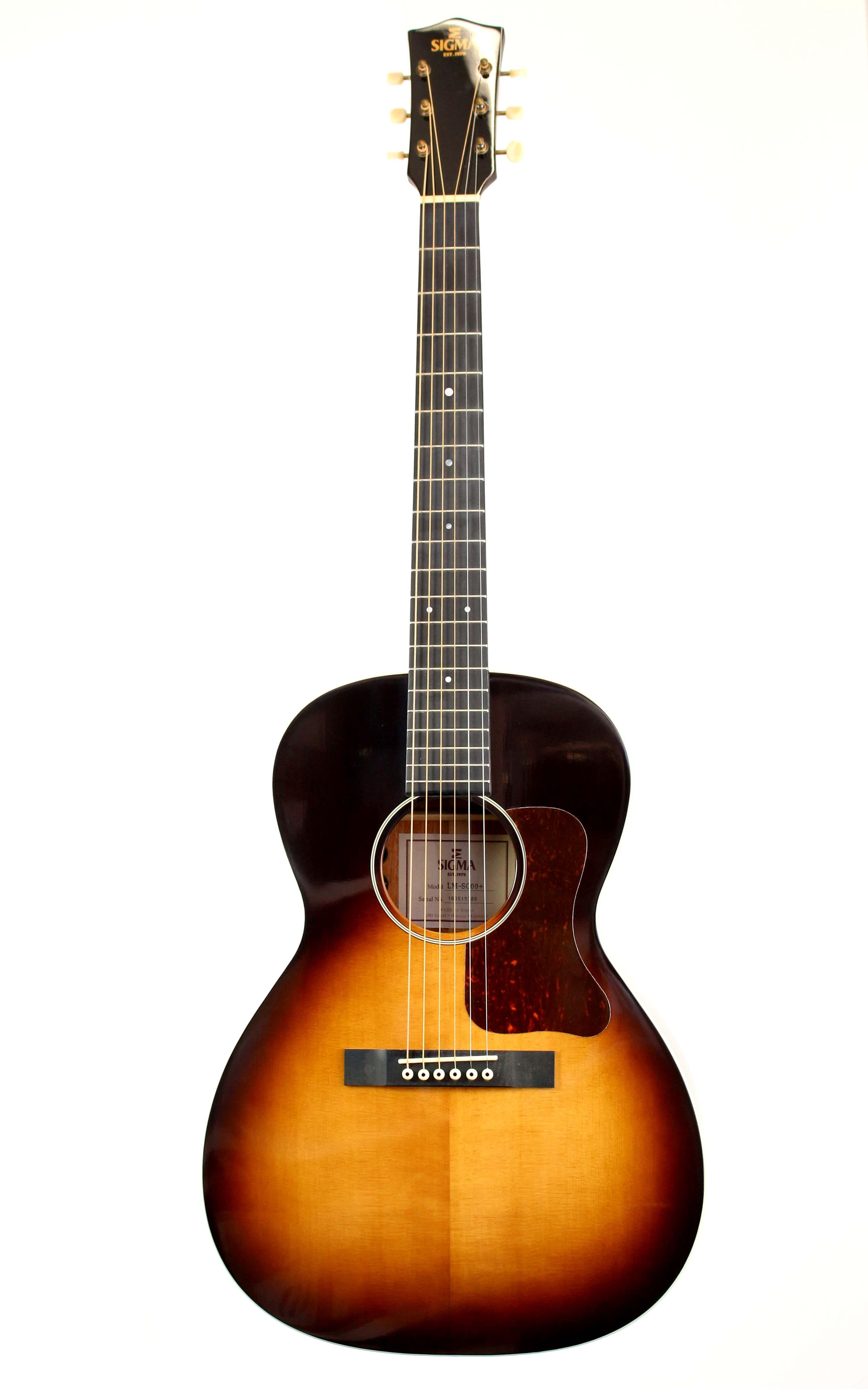 Sigma - LMSG00+ - Gitarren - Westerngitarren | MUSIK BERTRAM Deutschland Freiburg