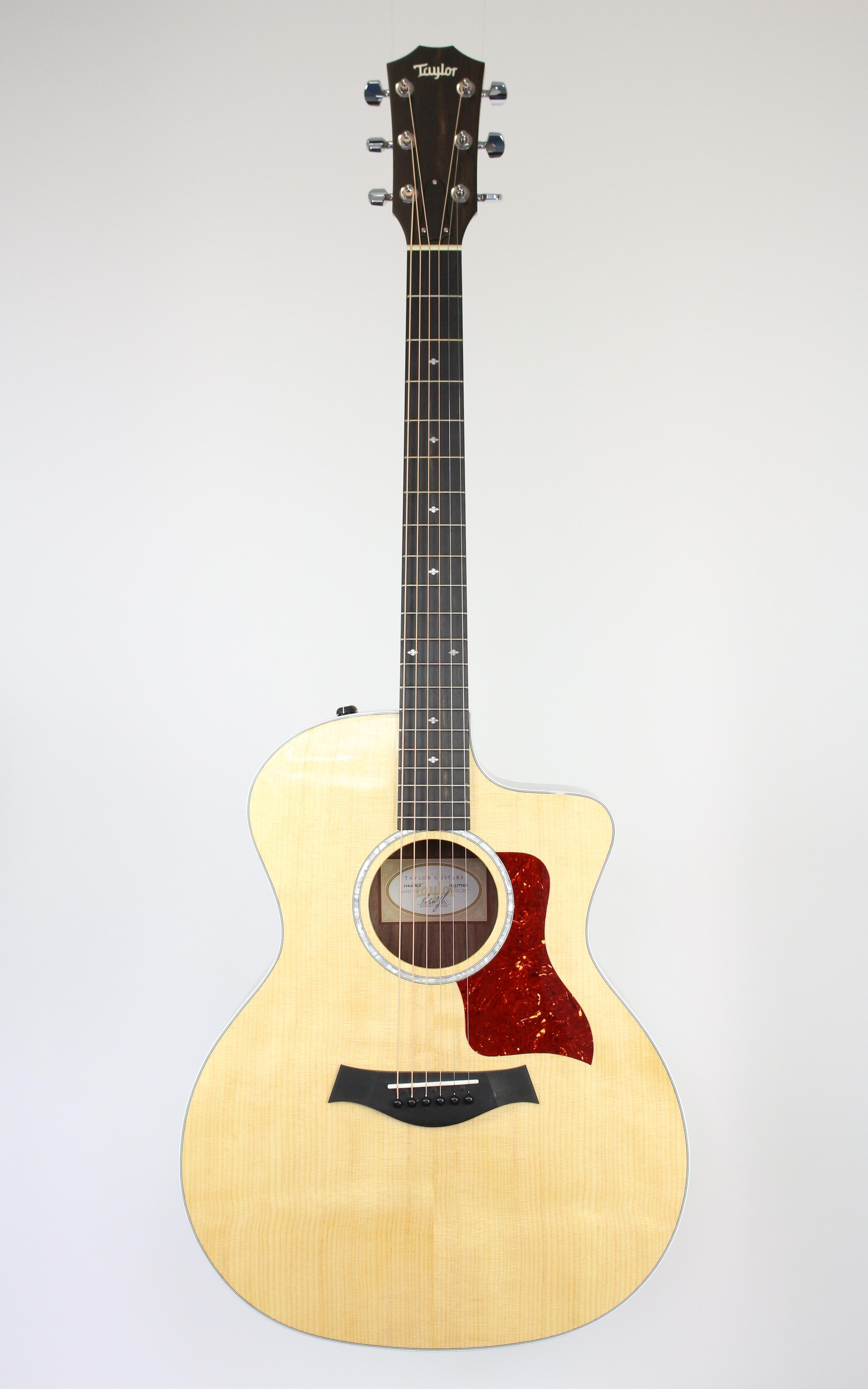 Taylor - 214ce DLX - Gitarren - Westerngitarren   MUSIK BERTRAM Deutschland Freiburg