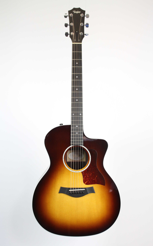 Taylor - 214ce DLX SB - Gitarren - Westerngitarren | MUSIK BERTRAM Deutschland Freiburg