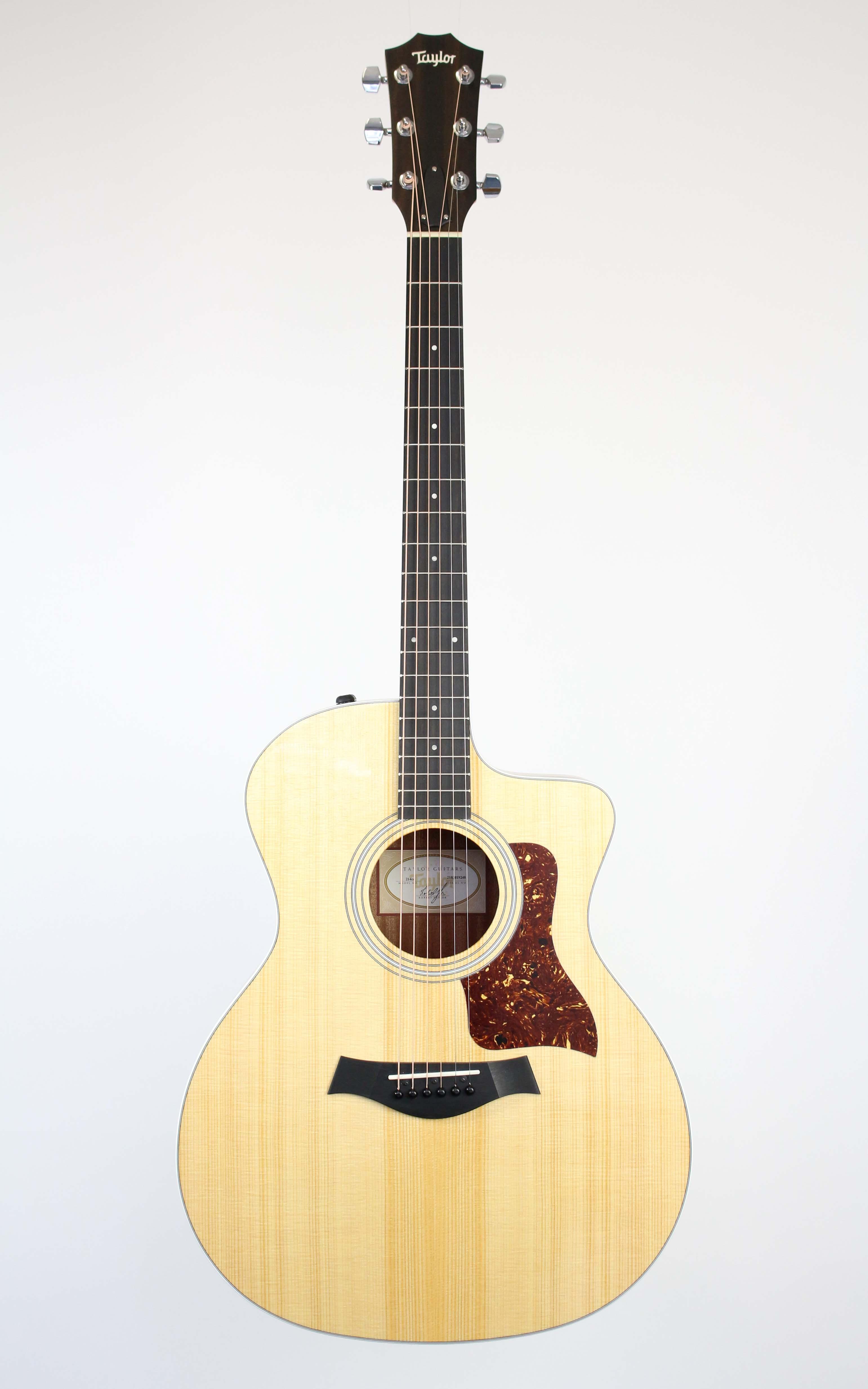 Taylor - 214ce-K Koa - Gitarren - Westerngitarren   MUSIK BERTRAM Deutschland Freiburg