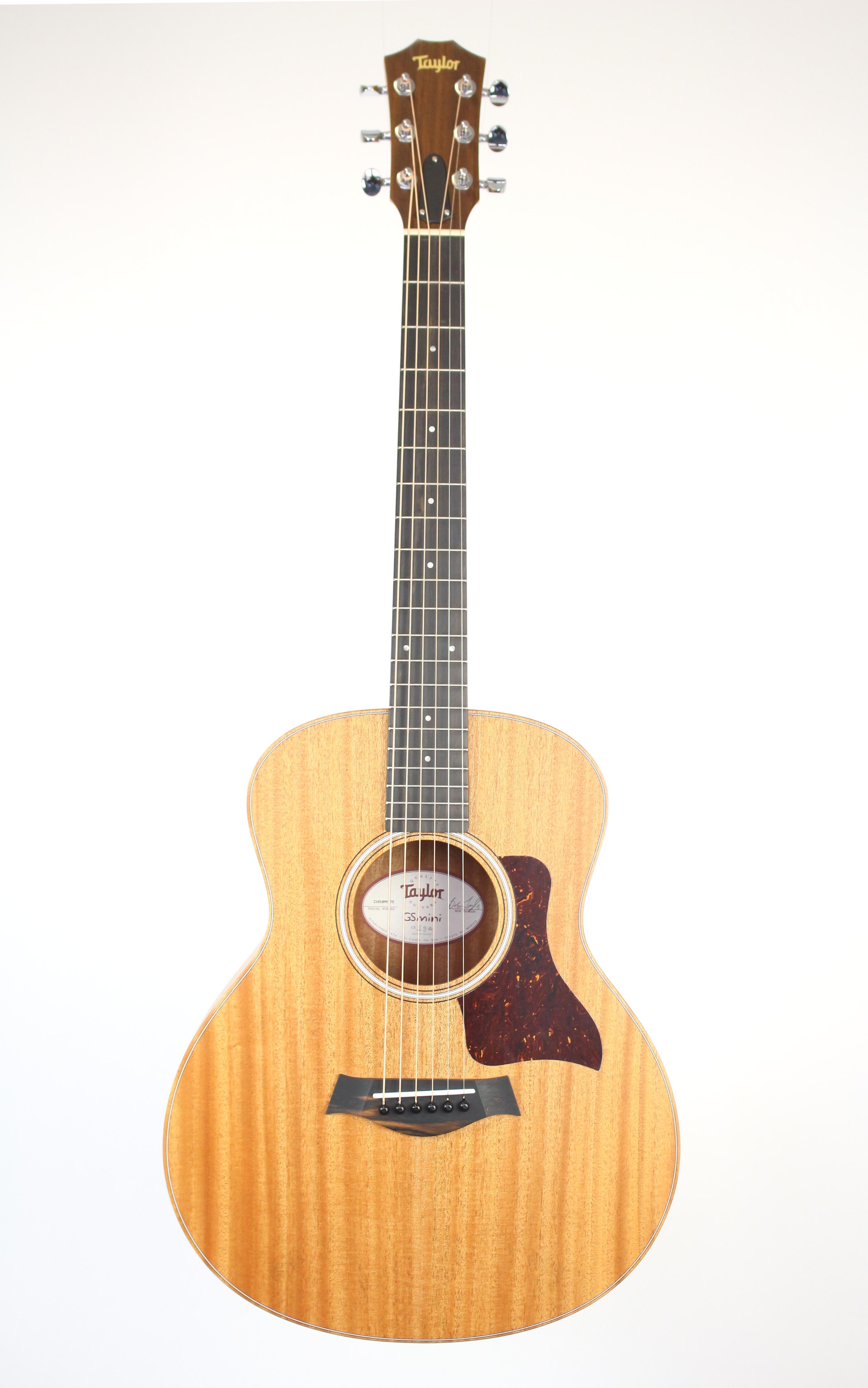 Taylor - GS Mini Mahogany - Gitarren - Westerngitarren | MUSIK BERTRAM Deutschland Freiburg