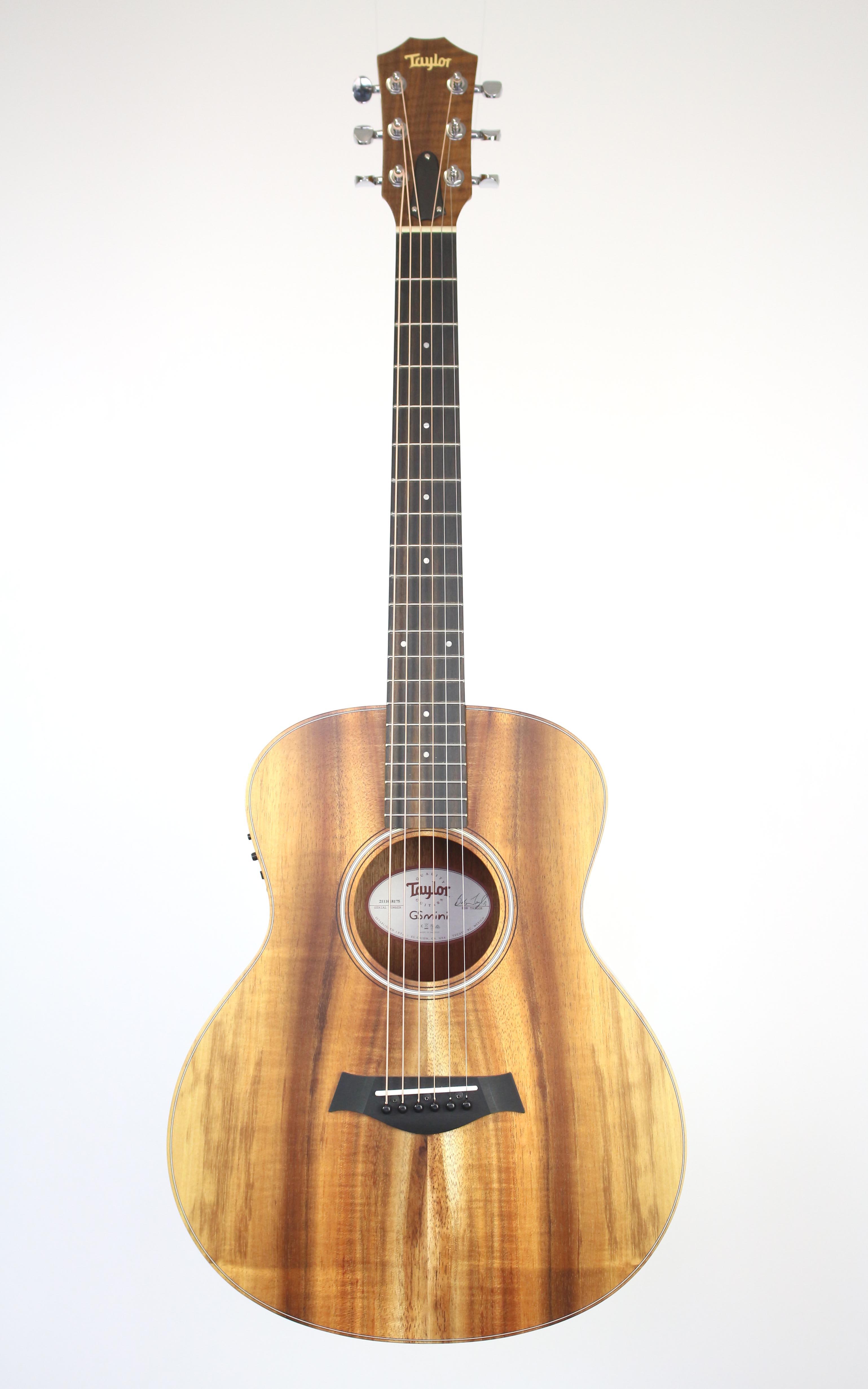 Taylor - GS Mini - e Koa - Gitarren - Westerngitarren | MUSIK BERTRAM Deutschland Freiburg
