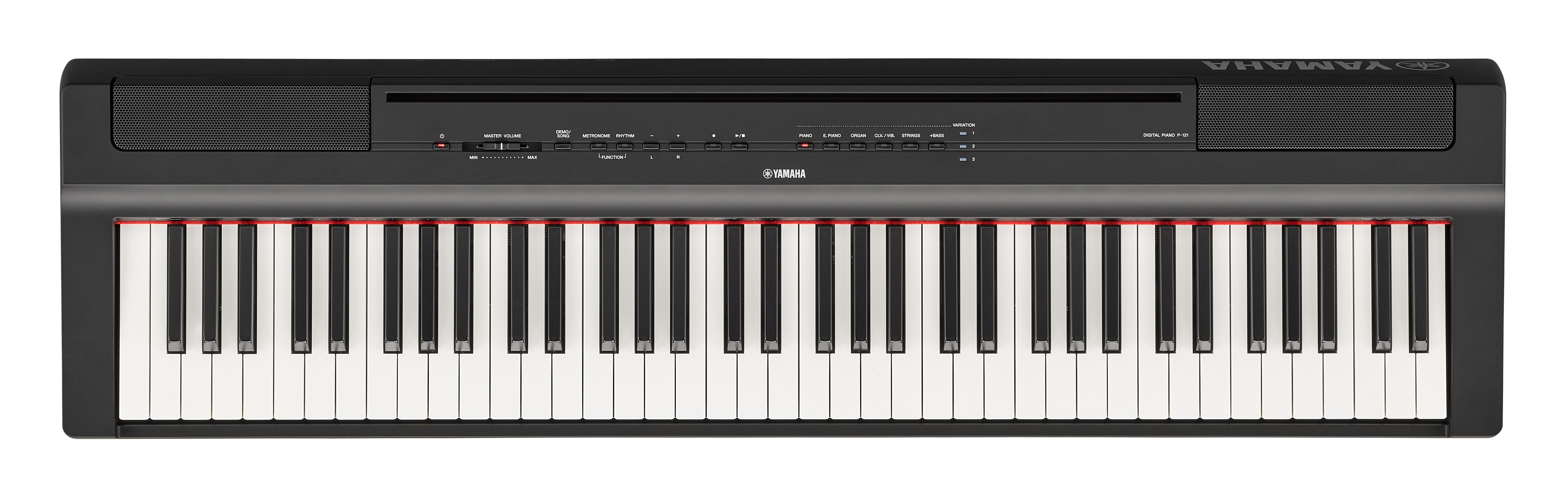 Yamaha - P-121 BK - Tasteninstrumente - Portable Digital Pianos | MUSIK BERTRAM Deutschland Freiburg