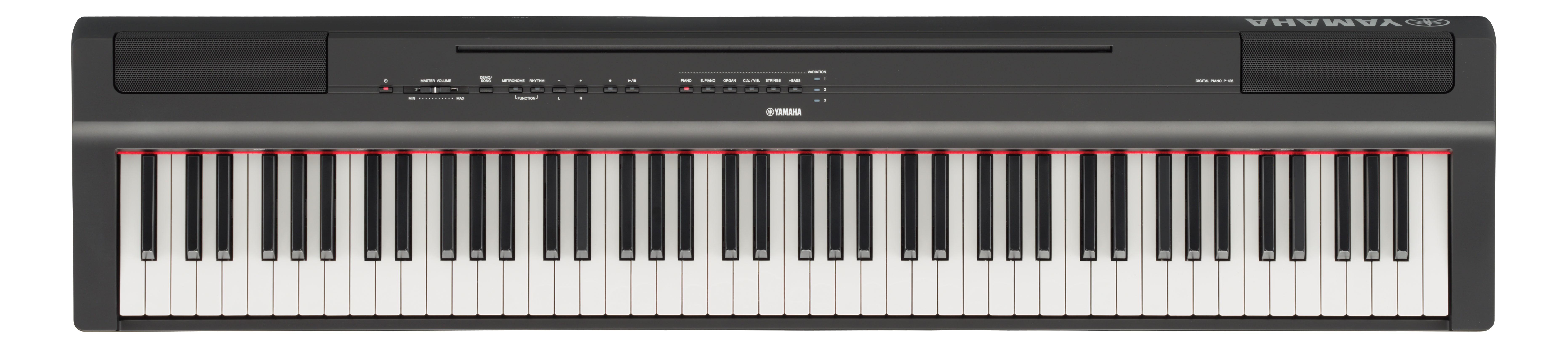 Yamaha - P - 125 B - Tasteninstrumente - Portable Digital Pianos | MUSIK BERTRAM Deutschland Freiburg