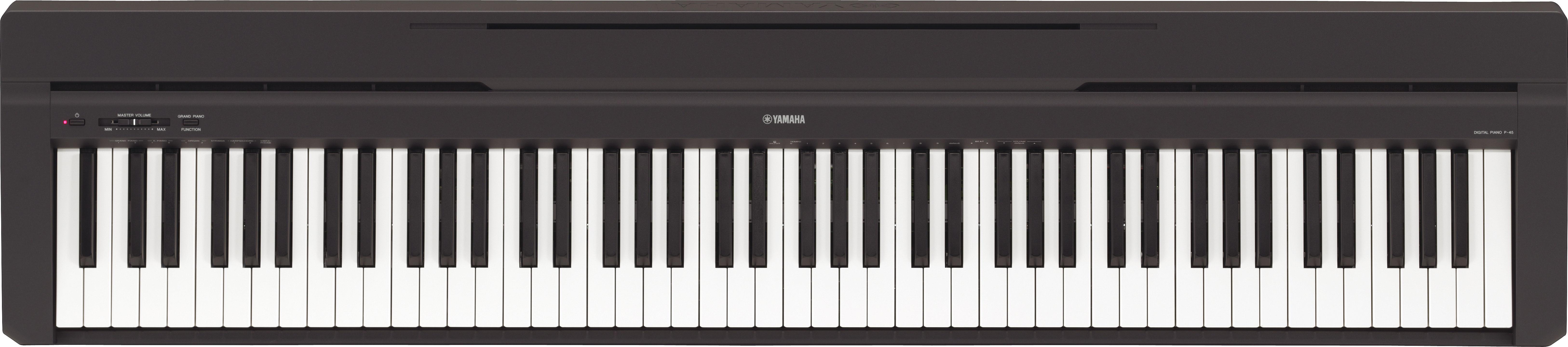 Yamaha - P - 45 B - Tasteninstrumente - Portable Digital Pianos | MUSIK BERTRAM Deutschland Freiburg