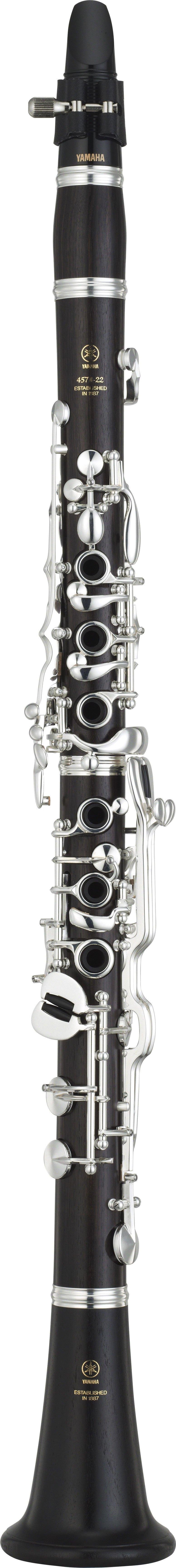 Yamaha - YCL-457-22-II - Holzblasinstrumente - Klarinetten | MUSIK BERTRAM Deutschland Freiburg