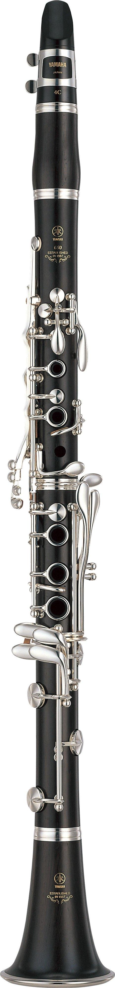 Yamaha - YCL - 650 - Holzblasinstrumente - Klarinetten | MUSIK BERTRAM Deutschland Freiburg