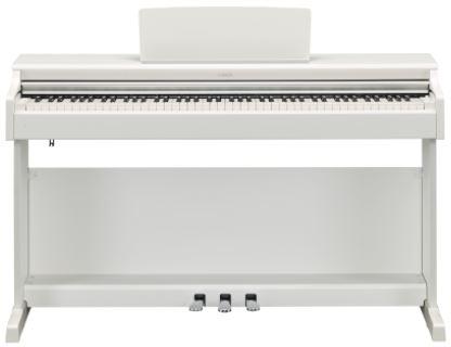 Yamaha - YDP - 164 WH Arius - Tasteninstrumente - Home Digital Pianos   MUSIK BERTRAM Deutschland Freiburg