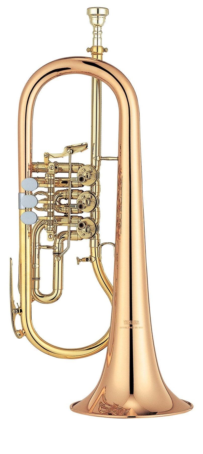 Yamaha - YFH - 436 G - Blechblasinstrumente - Flügelhörner | MUSIK BERTRAM Deutschland Freiburg