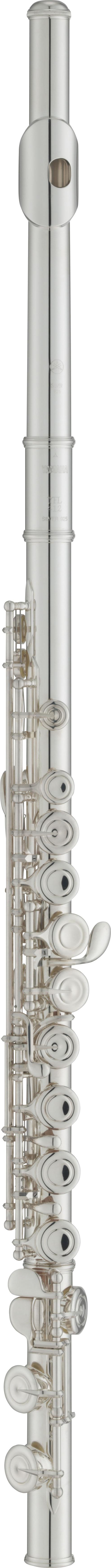 Yamaha - YFL-412 - CCEO - Holzblasinstrumente - Flöten mit E-Mechanik | MUSIK BERTRAM Deutschland Freiburg