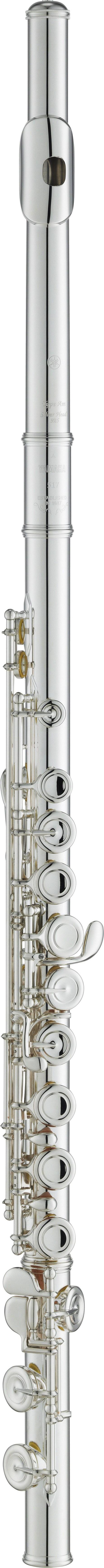 Yamaha - YFL-517 - CCEO - Holzblasinstrumente - Flöten mit E-Mechanik | MUSIK BERTRAM Deutschland Freiburg