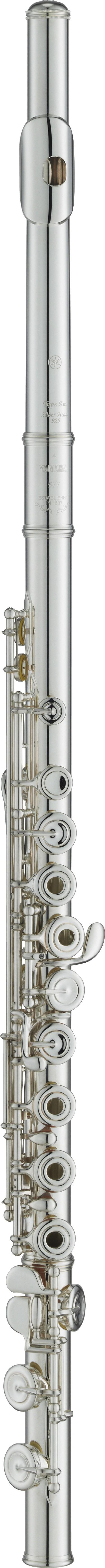 Yamaha - YFL - 577 - RCEO - Holzblasinstrumente - Flöten mit E-Mechanik | MUSIK BERTRAM Deutschland Freiburg