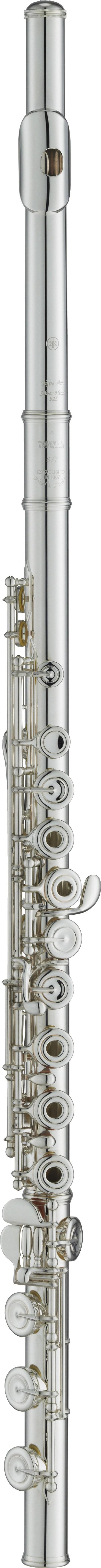 Yamaha - YFL - 577 - H - RBEO - Holzblasinstrumente - Flöten mit E-Mechanik | MUSIK BERTRAM Deutschland Freiburg