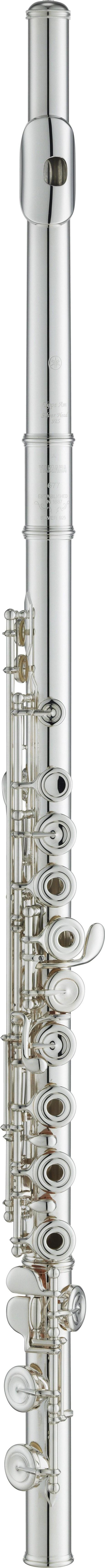 Yamaha - YFL - 677 - RCEO - Holzblasinstrumente - Flöten mit E-Mechanik | MUSIK BERTRAM Deutschland Freiburg