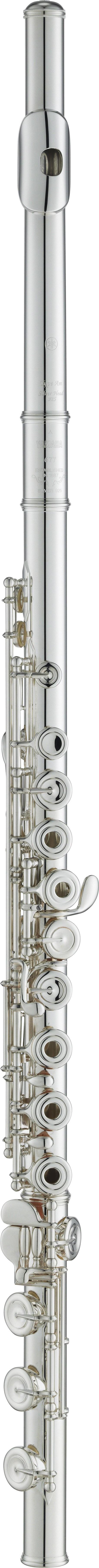 Yamaha - YFL-677-H - RBEO - Holzblasinstrumente - Flöten mit E-Mechanik | MUSIK BERTRAM Deutschland Freiburg