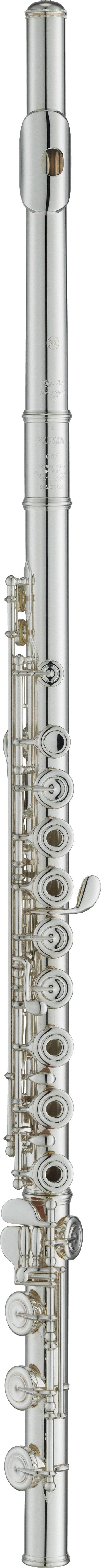 Yamaha - YFL-687-H - RBI - Holzblasinstrumente - Flöten ohne E-Mechanik | MUSIK BERTRAM Deutschland Freiburg