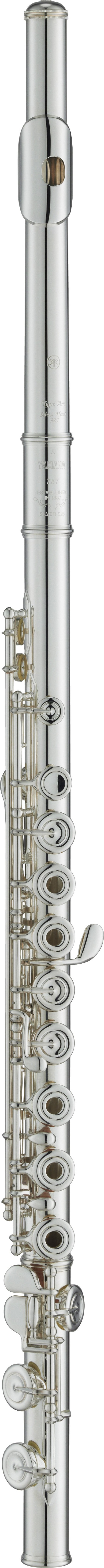 Yamaha - YFL - 787 - RCI - Holzblasinstrumente - Flöten ohne E-Mechanik | MUSIK BERTRAM Deutschland Freiburg