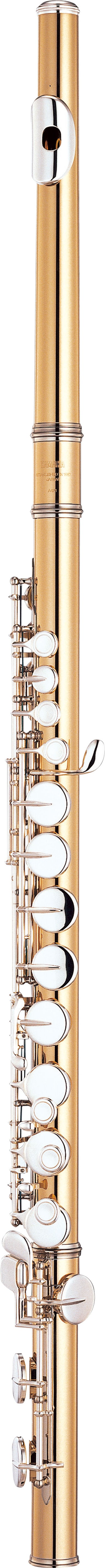 Yamaha - YFL - A - 421 - II - gerade - Holzblasinstrumente - Alt-Flöten | MUSIK BERTRAM Deutschland Freiburg