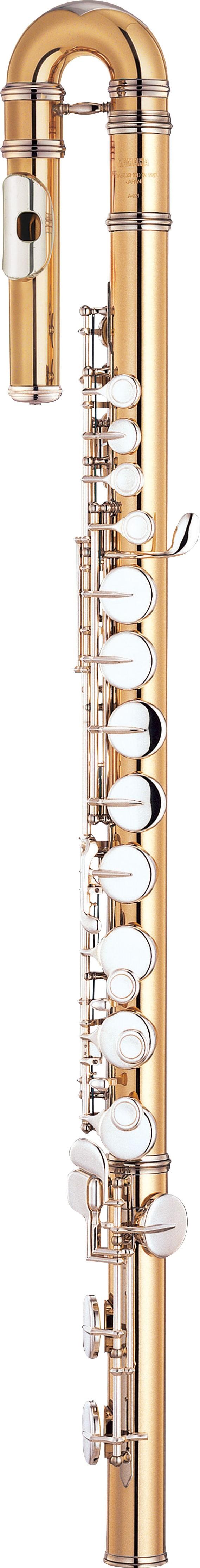 Yamaha - YFL-A-421-U-II - gebogen - Holzblasinstrumente - Alt-Flöten | MUSIK BERTRAM Deutschland Freiburg