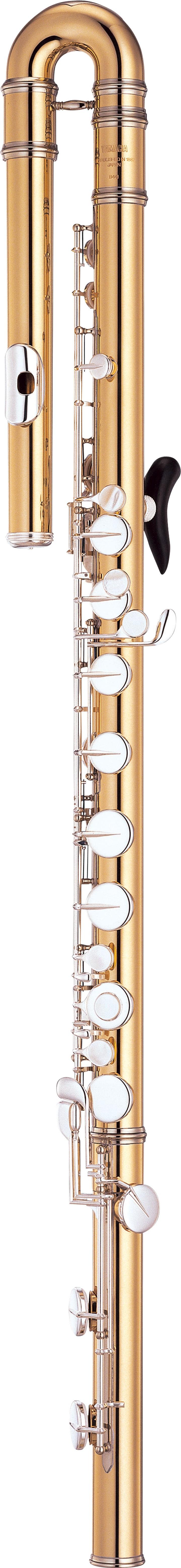Yamaha - YFL - B - 441 - II - gebogen - Holzblasinstrumente - Bass-Flöten | MUSIK BERTRAM Deutschland Freiburg