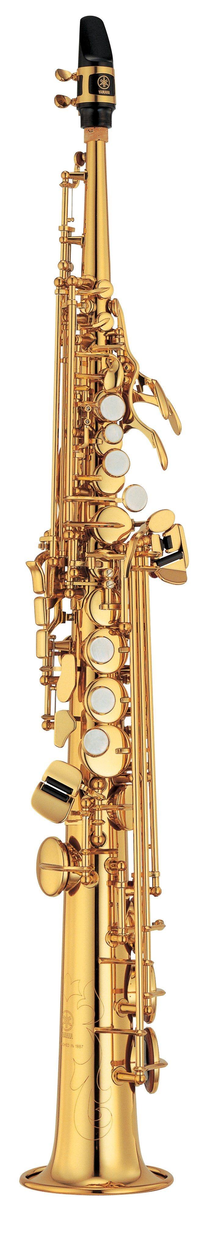 Yamaha - YSS - 475 - II - gerade - Holzblasinstrumente - Saxophone | MUSIK BERTRAM Deutschland Freiburg