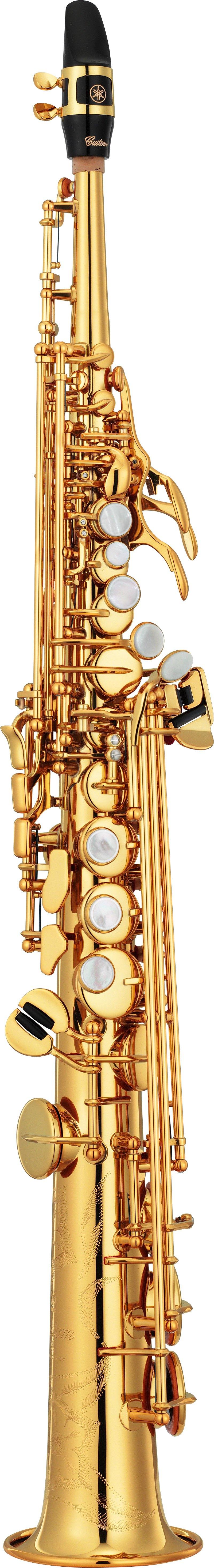 Yamaha - YSS - 82 - Z - gerade - Holzblasinstrumente - Saxophone | MUSIK BERTRAM Deutschland Freiburg