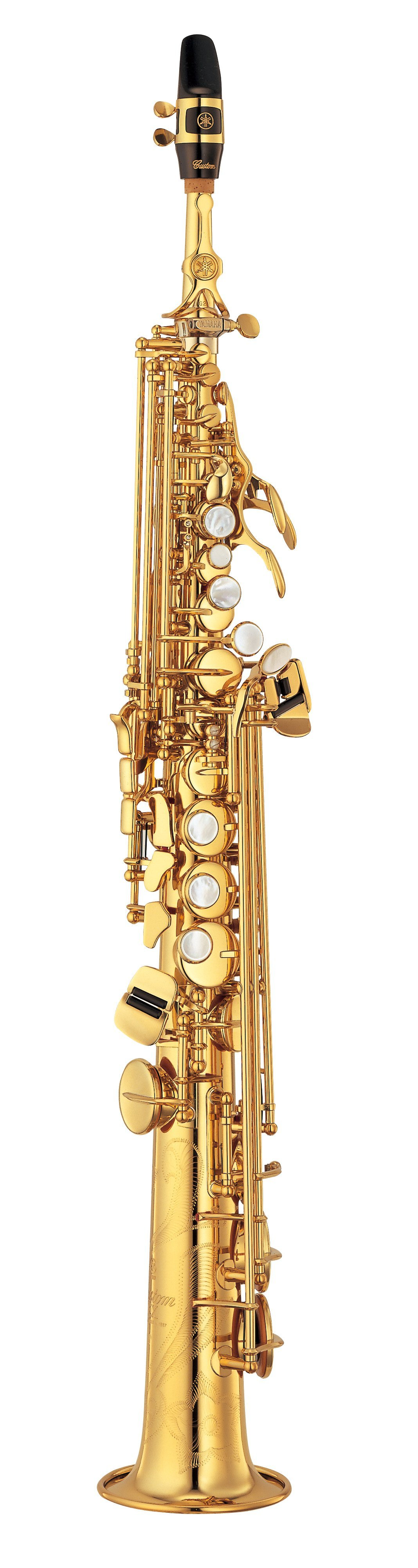 Yamaha - YSS - 875 - EXHG - gerade - Holzblasinstrumente - Saxophone | MUSIK BERTRAM Deutschland Freiburg