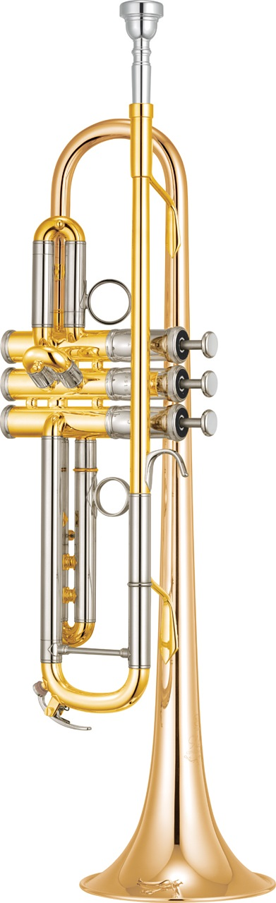 Yamaha - YTR - 8335 RG - Blechblasinstrumente - Trompeten mit Perinet-Ventilen | MUSIK BERTRAM Deutschland Freiburg