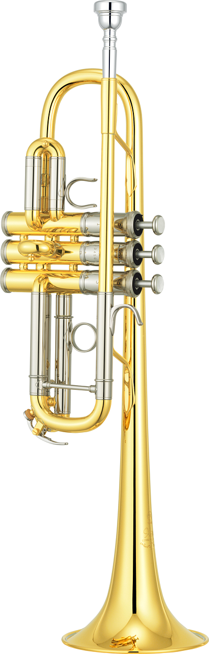 Yamaha - YTR - 8445 - Blechblasinstrumente - Trompeten mit Perinet-Ventilen | MUSIK BERTRAM Deutschland Freiburg