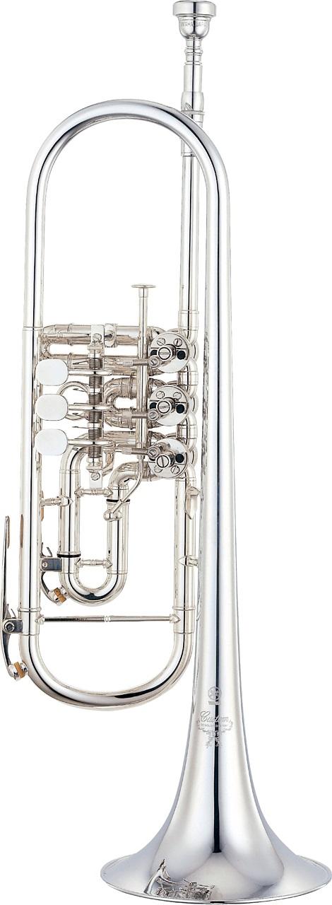 Yamaha - YTR-938 FFMS - Blechblasinstrumente - Trompeten mit Drehventilen | MUSIK BERTRAM Deutschland Freiburg